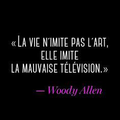 Les citations les plus drôles de Woody Allen - Châtelaine
