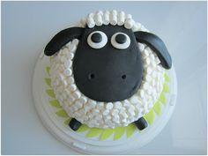synttiskakku? Baby Birthday, Food And Drink, Desserts, Tailgate Desserts, Deserts, Postres, Dessert, Plated Desserts