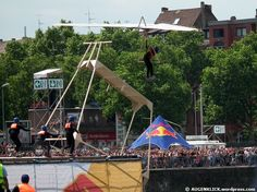 Red Bull Flugtag in Mainz