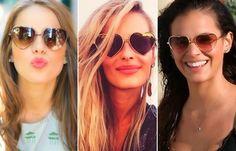 Blog da Andressa Cunha: Tendências: Óculos de sol verão 2015 ♥