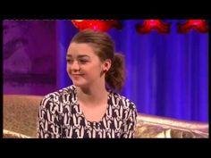 Maisie Williams interview 2015 - YouTube