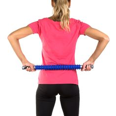 How to Use our Muscle Roller Stick - FWY-sports