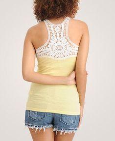 Mauv is Crafty: Crochet tank top - free pattern!