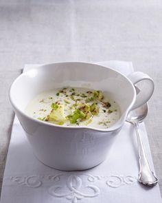 Unser beliebtes Rezept für Blumenkohlsuppe mit Pistazien und mehr als 55.000 weitere kostenlose Rezepte auf LECKER.de.