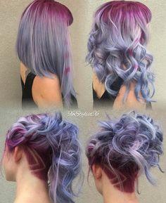 "hairsmart: "" @hairsmart@xostylistxo "" Coontail"