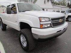 2005 Chevy Silverado 2500 Diesel Lifted Truck