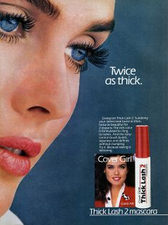 Carol Alt for Cover Girl Vintage Makeup Ads, Vintage Beauty, Vintage Ads, Covergirl Eyeshadow, Maybelline, Carol Alt, Patti Hansen, Beauty Ad, Beauty Products