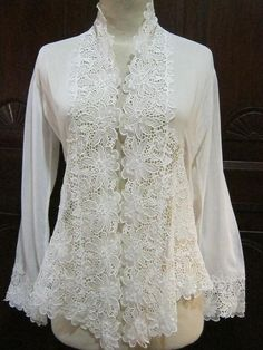 Indonesian traditional clothing from Kedai Barang Antik.. vintage