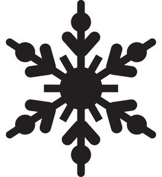 Image result for snowflake silhouettes Christmas Ornament Template, Christmas Printables, Christmas Wood, Christmas Crafts, Christmas Decorations, Snowflake Drawing Easy, Snowflake Silhouette, Art Deco Tattoo, Tissue Paper Flowers
