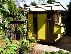 dwell-style coop in portland