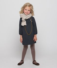 Beautiful outfit by Nicoli.es - Look Niña 04 // claradeparis.com ♥