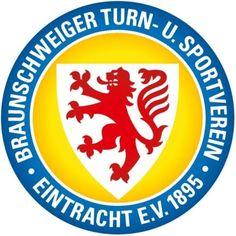 "See 246 photos and 15 tips from 665 visitors to Eintracht-Stadion. ""Home of Bundesliga team Eintrach Braunschweig! Football Team Logos, Soccer Logo, Sports Team Logos, Soccer Fans, Sports Clubs, Football Shirts, Sports Art, Sc Paderborn 07, Hamburger Sv"