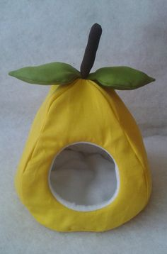 Pear hedgehog house bed small animal guinea pig, hedgehog bed