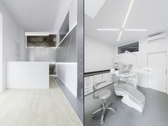 Dental Clinic by NAN Arquitectos, Pontevedra – Spain » Retail Design Blog