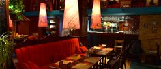 ресторант Хемингуей Пловдив - Основна зала | Hemingway Restaurant Plovdiv