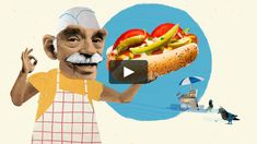 Created at The Mill Chicago. Creative Director: Jeff Boddy Art Director: Matt Darnall Animators: Adrian Navarro, Josh Van Praag, Prashanti Aswani, Matt Darnall Producers:…