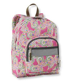 Just Ordered Princess Piper's Pretty Paisley Butterfly Backpack! #LLBean #WhereDoesTimeGo