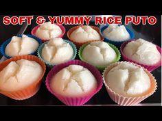 Rice Cake sa Gata Recipe,Easy Rice Cake sa Gata, Paano gumawa ng rice cake sa gata,how to make rice cake Steamed rice cake Ingredients 1 cup Rice Flour c. Easy Rice Cake Recipe, Rice Cake Recipes, Coconut Milk Recipes, Egg Free Recipes, Rice Cakes, Baking Recipes, Dessert Recipes, Ube Recipes, Puto Bigas Recipe