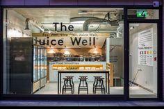 The Juice Well, London, 2014 - Jump Studios