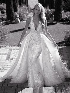 Nilay Pronovias Wedding Gown.