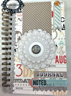 TERESA COLLINS DESIGN TEAM: Bill Folder by Yvonne Blair featuring the Memories Collection