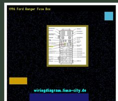 1996 ford ranger fuse box. Wiring Diagram 175135. - Amazing Wiring Diagram Collection