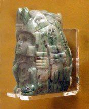 Greenstone Huitzilopochtli