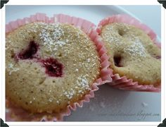 Charlotte's Diner: Himbeer-Buttermilch-Muffins