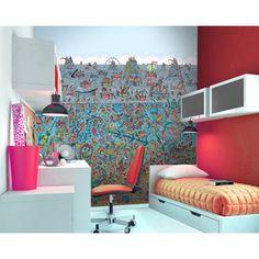 RK wall murals thehut.com. Basement inspiration
