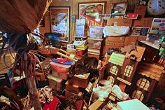 Hoarding affects the entire family.  Here is one woman's story of her struggle as the daughter of multiple generations of hoarders.  She has asked to remain anonymous.