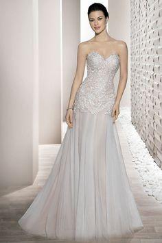 Modelos de vestidos de novia actuales