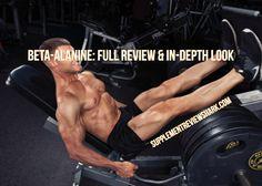 Beta-Alanine: Full Review & In-Depth Look -  http://www.supplementreviewshark.com/beta-alanine/ #supplementreviewshark