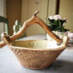 Ceramic Bowls, Serving Bowls, Vintage Fashion, Pottery, Ceramics, Tableware, Ceramica, Ceramica, Dinnerware