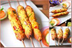 Sheek Kebab vegetarian Holi Recipes, Kebab Recipes, Sheek Kebab, Indian Snacks, Starters, Oven, Vegetarian, Kebabs, Mumbai