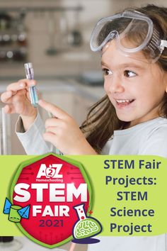 STEM Fair Projects: STEM Science ProjectReady to get started with your A2Z STEM Fair project? Get project ideas and download our FREE STEM Fair Science Workbook here.