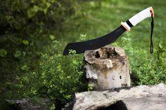 Gerber Bear Grylls Parang Machete Knife Review | More Than Just Surviving | Survival Blog | Preppers & Survivalists | Gear & Knives