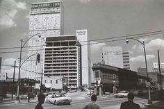 Street Scene, Dallas, Texas, 1964