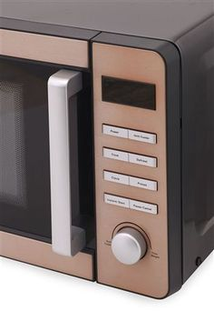 Next Copper Effect 800w Microwave From The Uk Online
