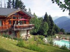 Alps - Chalet Saint Gervais for 10 people Vacation Rental in St Nicolas de Veroce from @homeaway! #vacation #rental #travel #homeaway