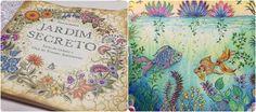 Livro de colorir versão adulta já é febre em Caçador