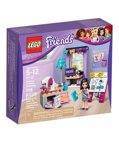 "Looking for great deals on ""LEGO Friends Emma""? Save money when buying your LEGO play sets for your children and yourself. Lego Shop, Buy Lego, Lego Lego, Lego Ninjago, Holland, Lego Friends Sets, Sewing Desk, Tall Lamps, Creative Workshop"