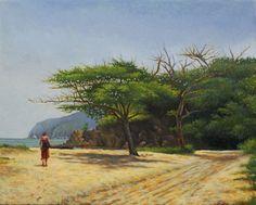 Nice Walk German, Country Roads, Nice, Painting, Art, Deutsch, Art Background, German Language, Painting Art