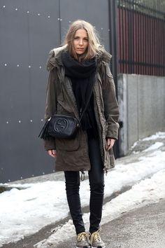 Cómo Incorporar Zapatillas En Tus Looks Invernales | Cut & Paste – Blog de Moda