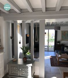 Discover recipes, home ideas, style inspiration and other ideas to try. Diy Mirror With Lights, Painted Beams, Red Photography, Cottage Living Rooms, Led Diy, Inside Home, Country Interior, Red Rooms, Ceiling Beams