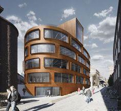 Tham & Videgård Arkitekter . KTH Architecture School . Stockholm (5)