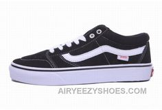 ad546f54f6 Vans TNT SG Black White Womens Shoes Free Shipping JMzpP