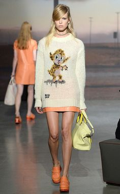 Coach from Best Looks From New York Fashion Week Spring 2015