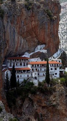 Elona Monastery - Leonidio, Arcadia