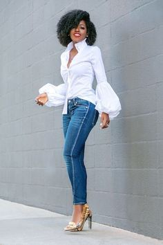 How to Always Look Stylish At Work In Jeans - 10 Ways, Winter Outfits, How to Always Look Stylish At Work In Jeans - 10 Ways- LLEGANCE ; Do you look forward to casual Friday all week? But, people you meet i. Casual Friday Work Outfits, Jeans Outfit For Work, Classy Outfits, Chic Outfits, Fashion Outfits, Casual Fridays, Work Attire, Casual Friday Office, Work Jeans