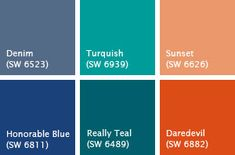 W color names in english french these paint chip place for Bright neutral paint colors